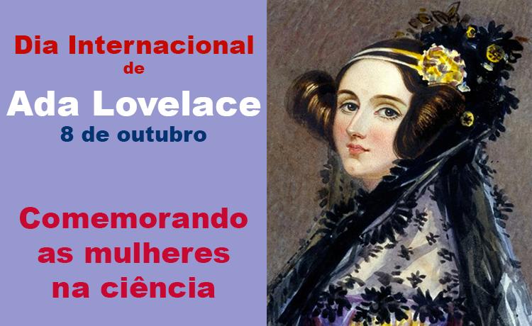 Hoje é dia de Ada Lovelace