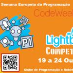 EU CodeWeek – Competição LightBot