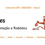 """Vencedores do concurso """"Clubes de Programação e Robótica – 2020/2021"""